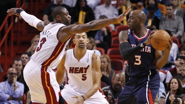 Hawks send Heat to defeat - Basketball - NBA