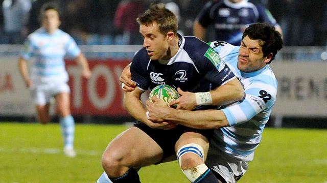 Le Racing s'écroule  - Rugby - Coupe d'Europe