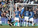 Udinese beat Inter