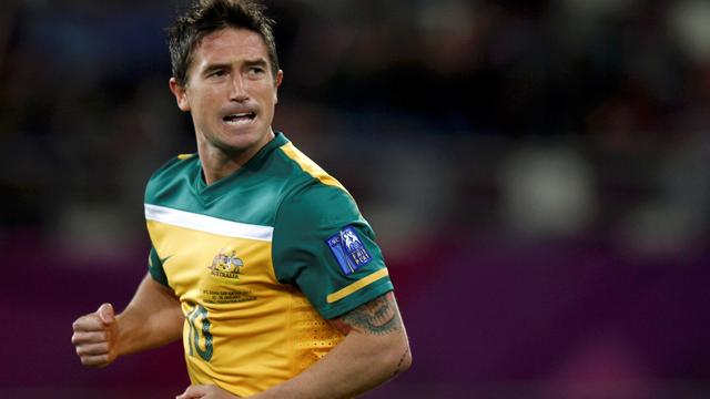 Kewell omitted again by Australia