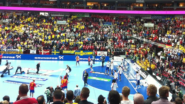 HANDBALL 2011 Mondial France-Danemark