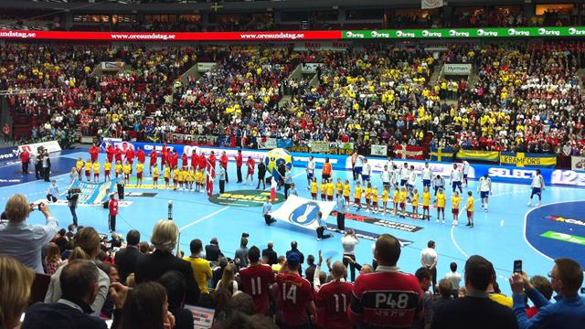 HANDBALL 2011 Mondial France Danemark