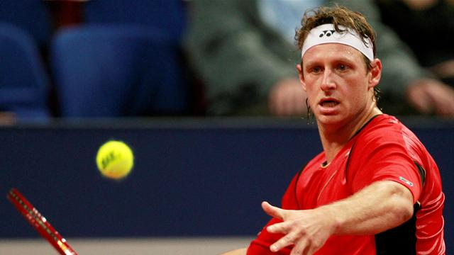 Nalbandian eases through  - Tennis