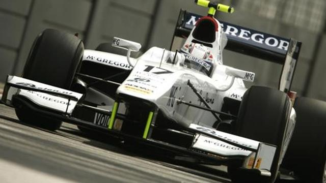 Van der Garde wins sprint - GP2