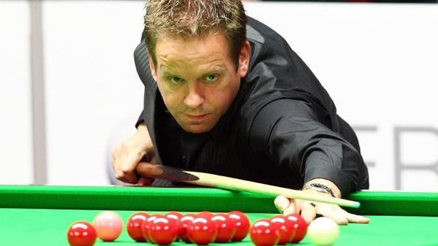Swail chalks up win - Snooker