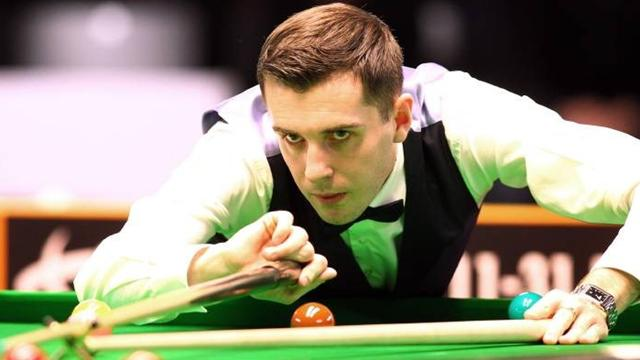 Selby marches on  - Snooker