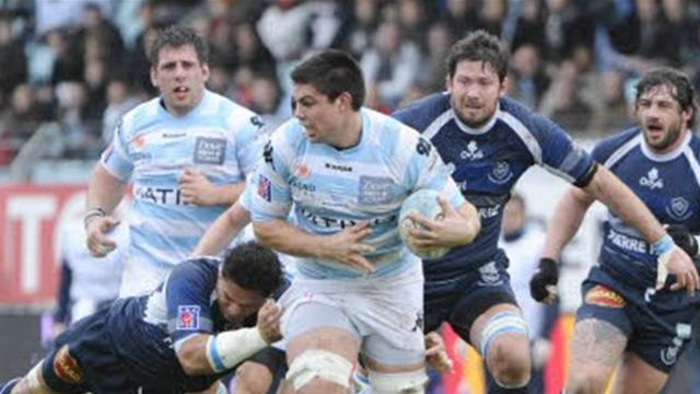 Le Racing en impose - Rugby - Top 14