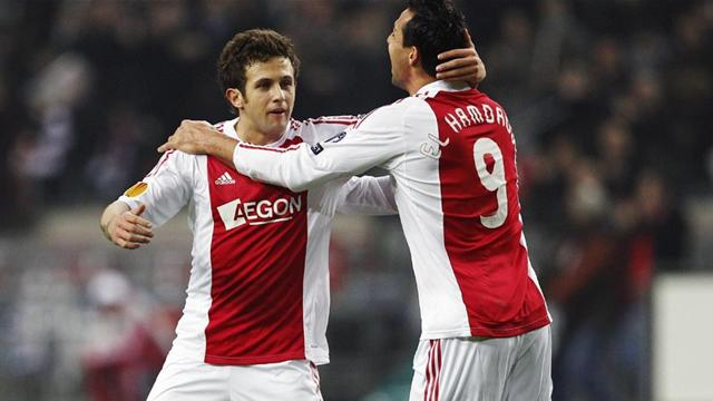 Ajax open season with win