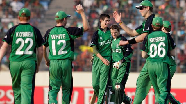 Ireland squad ill - Cricket