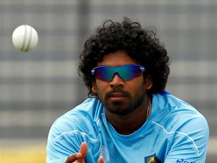 Malinga fit to play - CRICKET - World Cup