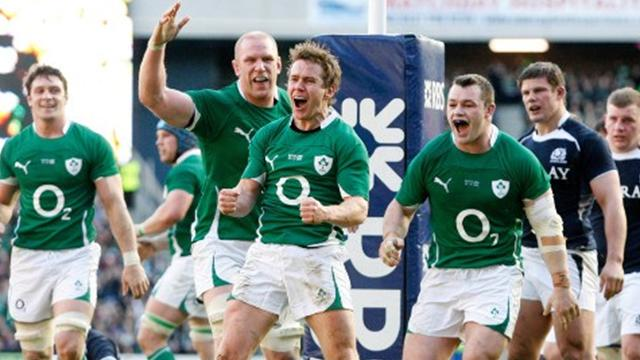 L'Irlande en couleurs - Rugby - 6 Nations