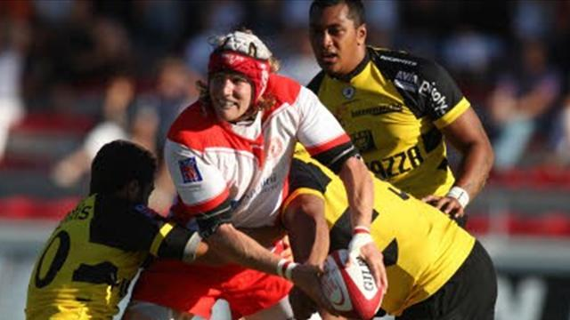 Toucher son brelan - Rugby - Top 14