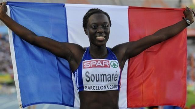 Soumaré a tourné la page - Athlétisme - Ch. Europe Indoor Paris