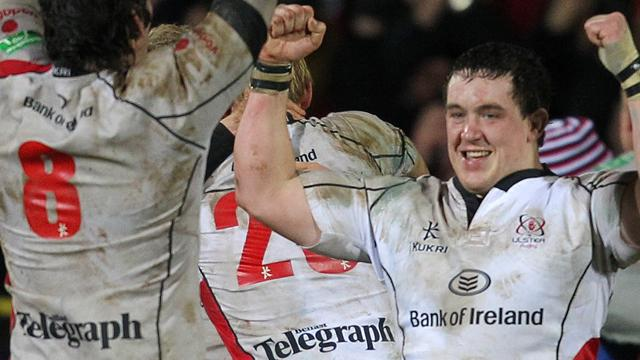Duo to be fit for Ulster - Rugby - European Cup