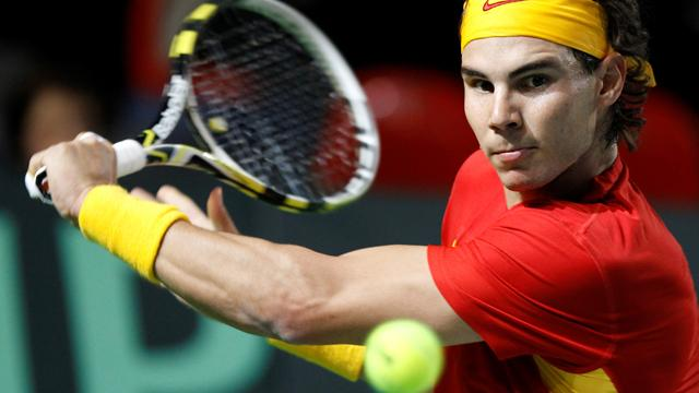 Nadal to miss Davis Cup, slams schedule