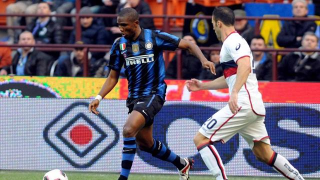 Inter thrash Genoa - Football - Serie A