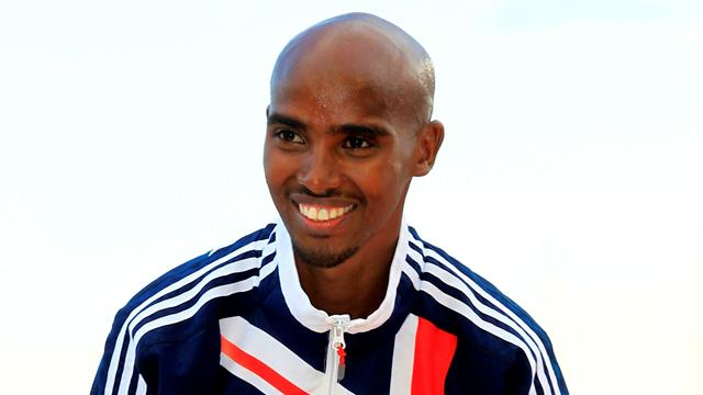 Farah in provisional squad - Athletics