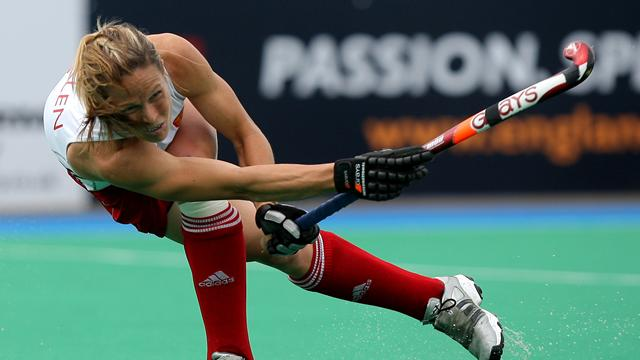 GB women secure final spot - Olympic Games - London 2012