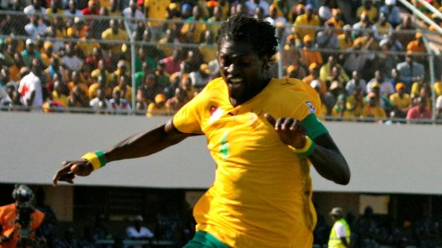 Adebayor back as Togo progress