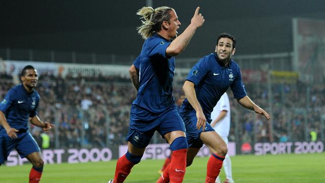 France unconvincing - Football - Euro 2012 qual.