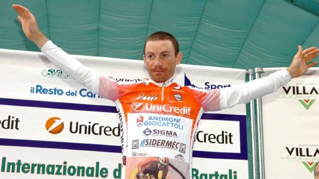 Sella wins Coppi e Bartali - Cycling