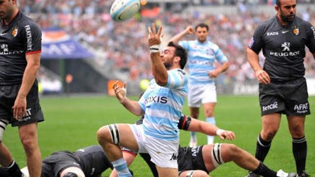 Le Racing atomise Toulouse - Rugby - Top 14