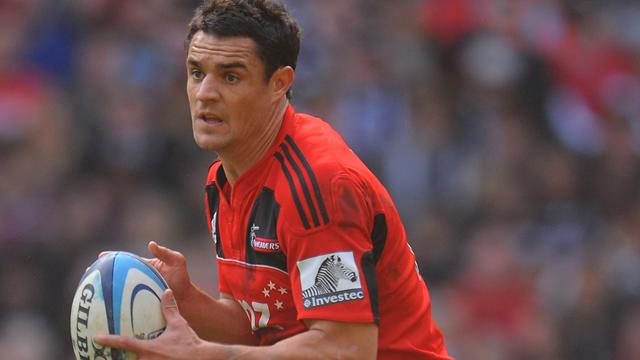 Carter inspires Crusaders  - Rugby - Super 15