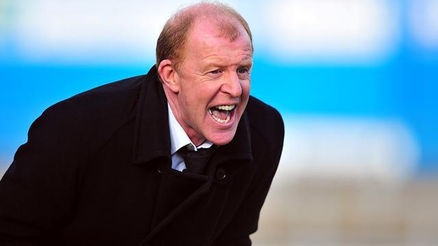 Wednesday sack Megson