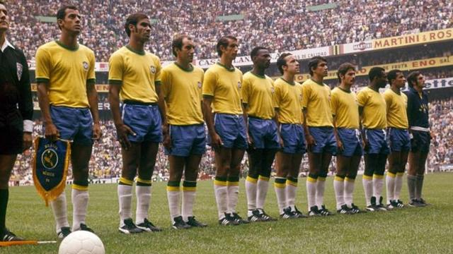 Pele: Spain not as good as Brazil '70