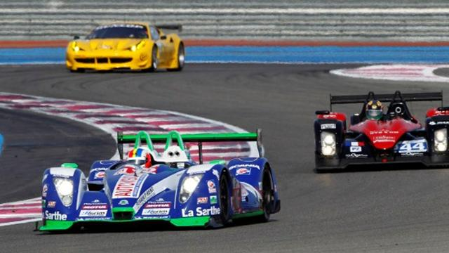 Pescarolo Team wins Le Castellet 6-Hours