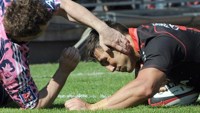Henson scores on Toulon debut