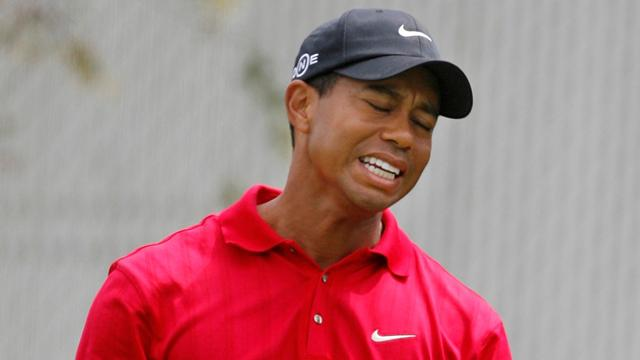 Woods sort du Top 20  - Golf