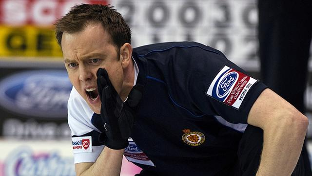 Scots lose to Canada  - Curling