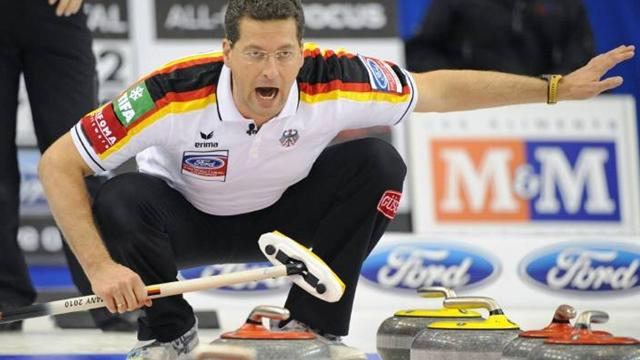 Germany and Czechs one win away from Sochi 2014 - Curling