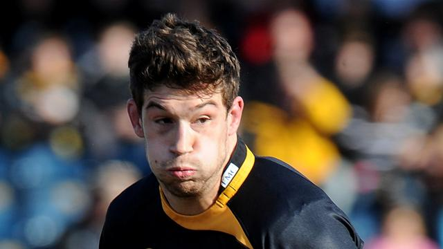 Saints sign Waldouck - Rugby - Aviva Premiership