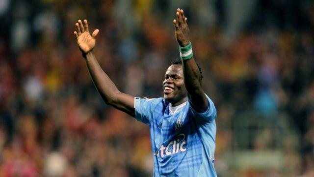 FOOTBALL 2011 Marseille Taye Taiwo