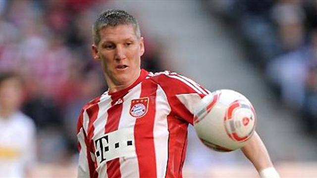 Schweinsteiger doubtful - Football - Bundesliga