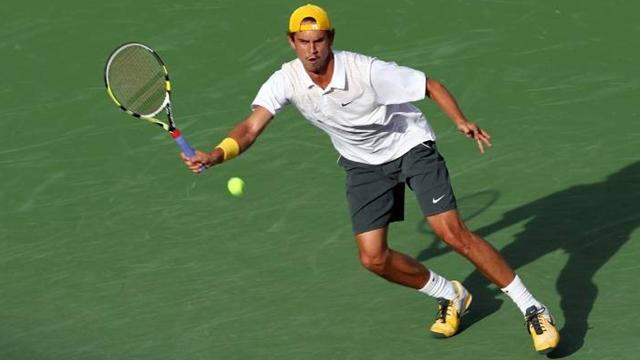 Sweeting downs Karlovic - Tennis