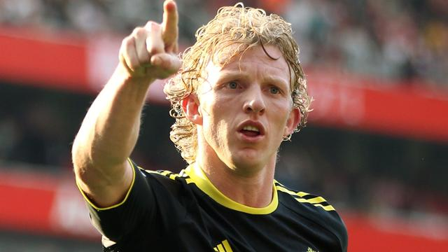 Kuyt dismisses Inter link - Football - Serie A