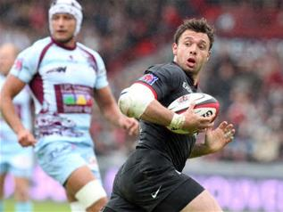 "Clerc : ""Tranquilles"" - RUGBY - Top 14"