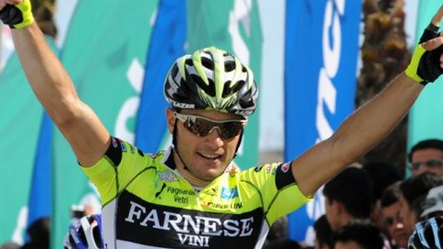 Guardini wins fourth stage - Cycling