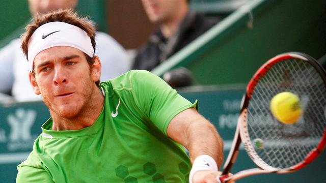Del Potro to face Verdasco