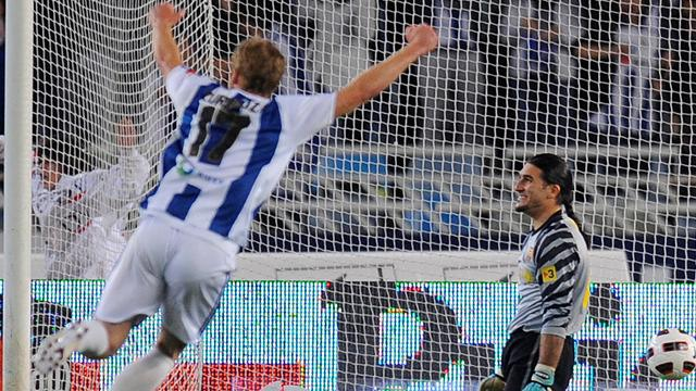 Real Sociedad shock Barca - Football - La Liga