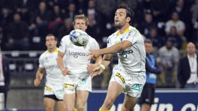 Clermont sink Montpellier - Rugby - Top 14