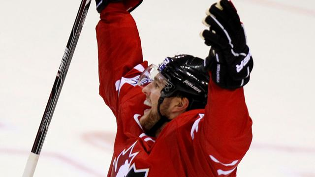 Canada squeak past Switzerland