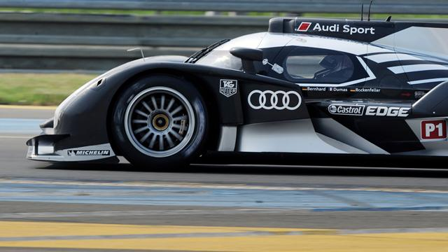 Bernhard on pole for Spa 1000km