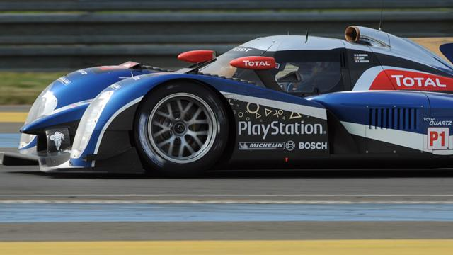 Wurz powers Peugeot to win in Spa