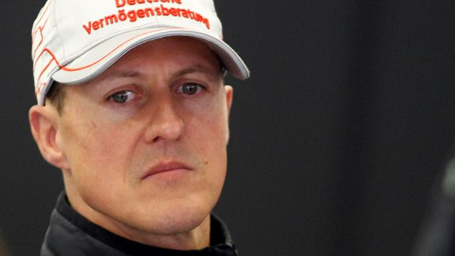 Schumacher still has fire - Formula 1