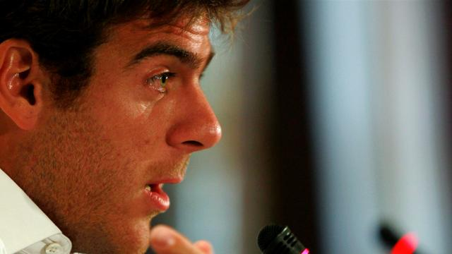 Del Potro hopeful  - Tennis - French Open
