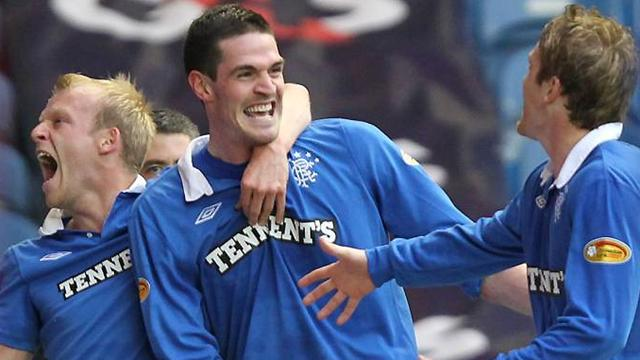 Motherwell 0-3 Rangers - Football - SPL